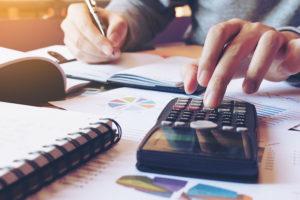 Calcul des données financières