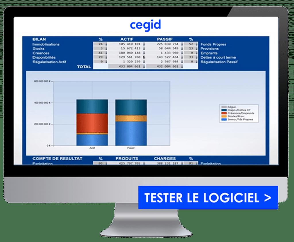 YourCegid Fiscalité (écran)