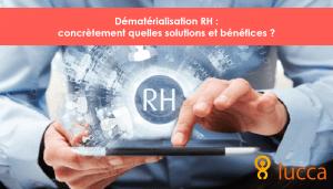 digitalisation rh