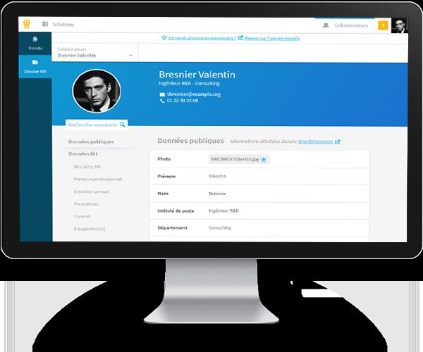 logiciel de gestion administrative