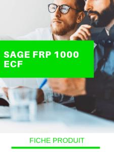 fiche produit sage 1000 ECF