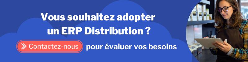 Contactez nous pour choisir votre ERP Distribution