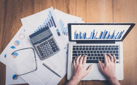 analyse données et suivi financier